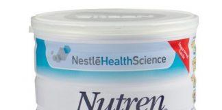 Sữa Nutren Optimum dinh dưỡng hoàn hảo cho người già, người bệnh, người kém hấp thu