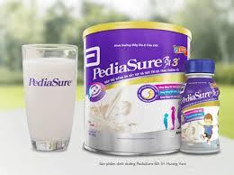 Sữa Pediasure có hộp pha sẵn