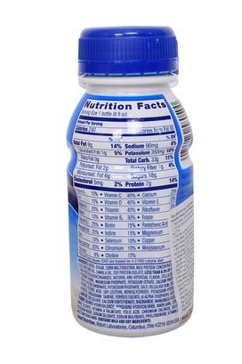 thành phần dinh dưỡng Sữa pediasure nước