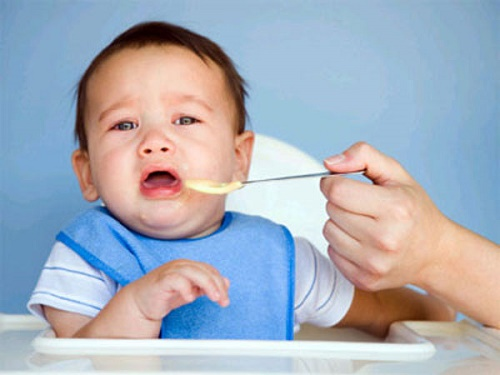 Trẻ biếng ăn là mối lo ngại của ba mẹ