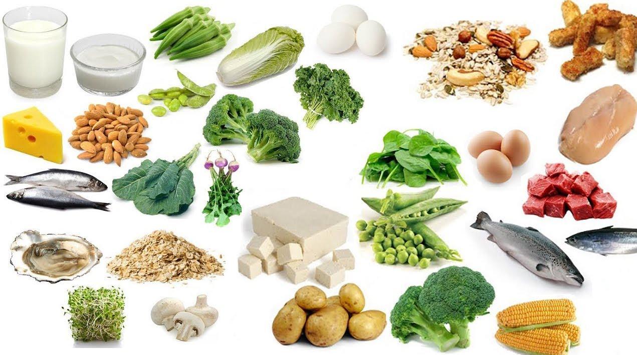 24 loại Vitamin có trong rau củ quả đã được bổ sung đầy đủ trong Sữa Similac