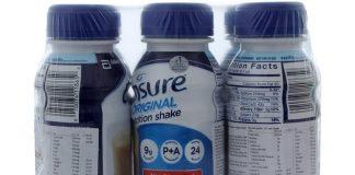 Sữa Ensure nước 237ml thùng 24 lon dinh dưỡng hoàn hảo và tiện lợi dành cho người già