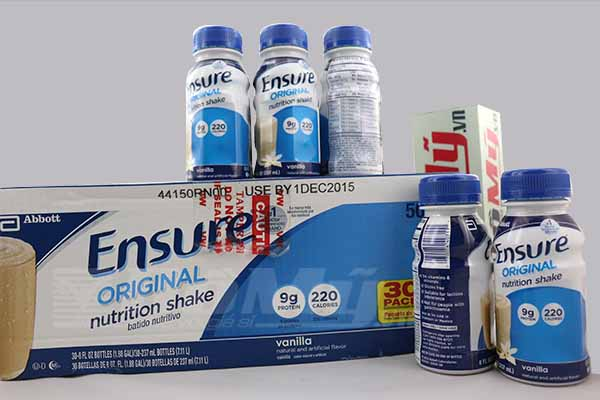 Sữa Ensure nước Original hàng nội địa mỹ thùng 30 chai