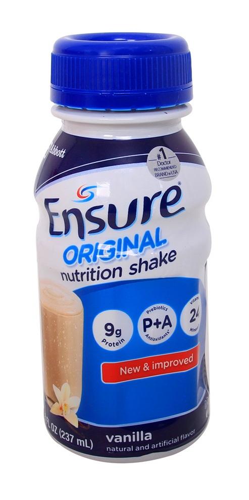 Sữa Ensure nước Orinigar