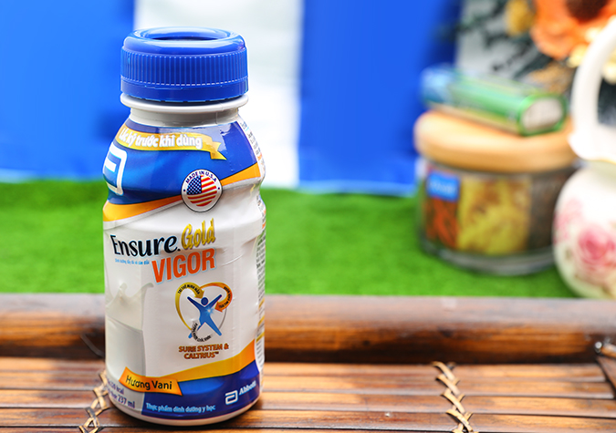 Sữa nước ensure Gold Vigor
