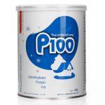 Sữa P100 của viện dinh dưỡng tăng cân tuyệt vời cho trẻ suy dinh dưỡng với năng lượng cao