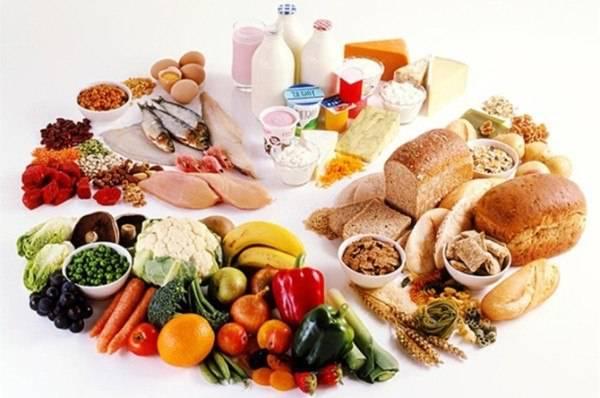 Cho bé ăn đa dạng và đủ chất