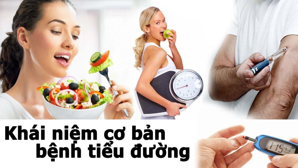 Khái niệm cơ bản về bệnh tiểu đường