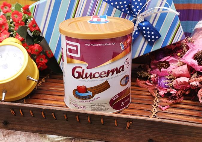 Sữa Abbott Glucerna dành cho người tiểu đường loại tím sản xuất tại hà lan