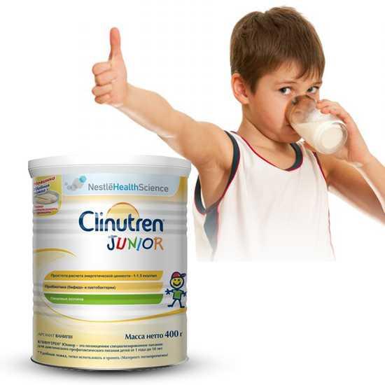 Những ưu điểm vượt trội của Sữa béo nga Clinutren