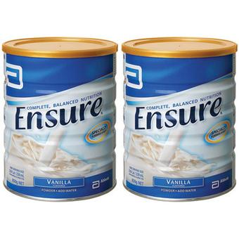 Sữa Ensure Úc xách tay dinh dưỡng bổ sung cho sức khỏe tốt nhất