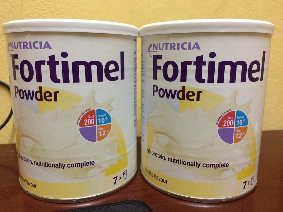 Sữa Fortimel Powder