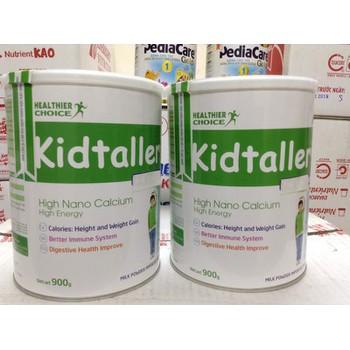 Sữa Kidtaller tăng chiều cao hiệu quả cho bé