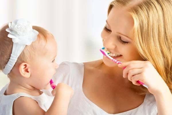 Tập thói quen đánh răng hàng ngày cho trẻ