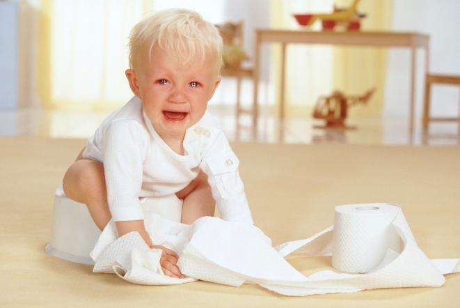 Trẻ có hệ tiêu hóa kém