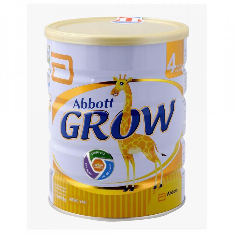 Sữa Abbott Grow 4 có tốt không