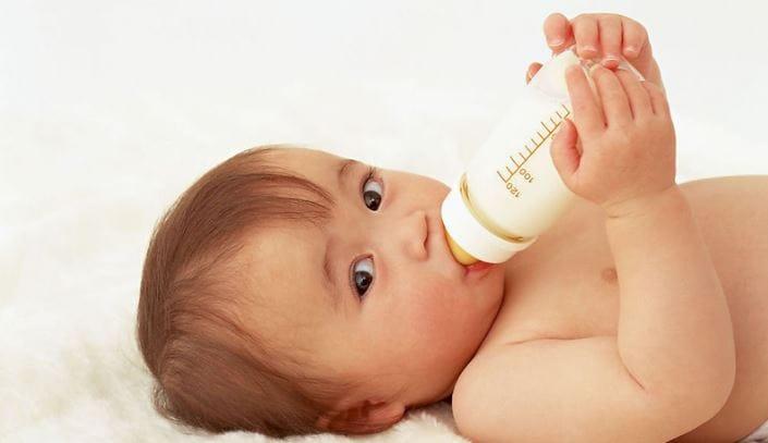 Chăm sóc trẻ bị dị ứng bằng sữa similac isomil