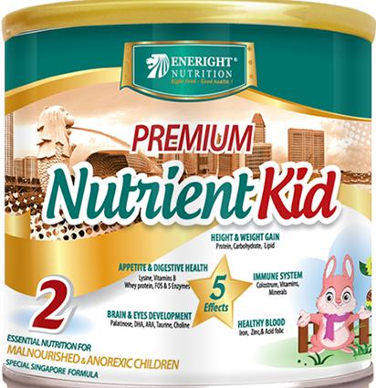 Sữa Nutrient Kid số 2 700g