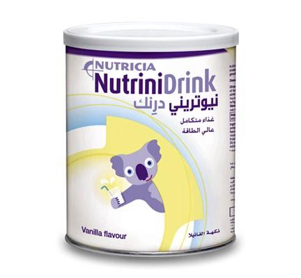 Sữa NutriniDrink tăng cân cho trẻ suy dinh dưỡng hiệu quả đã được chứng minh