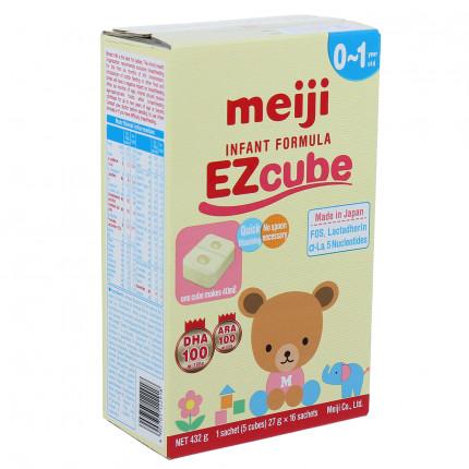 Sữa Meiji số 0 dạng thanh hàng nhập khẩu