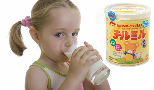 Sữa Morinaga số 2 có tốt không