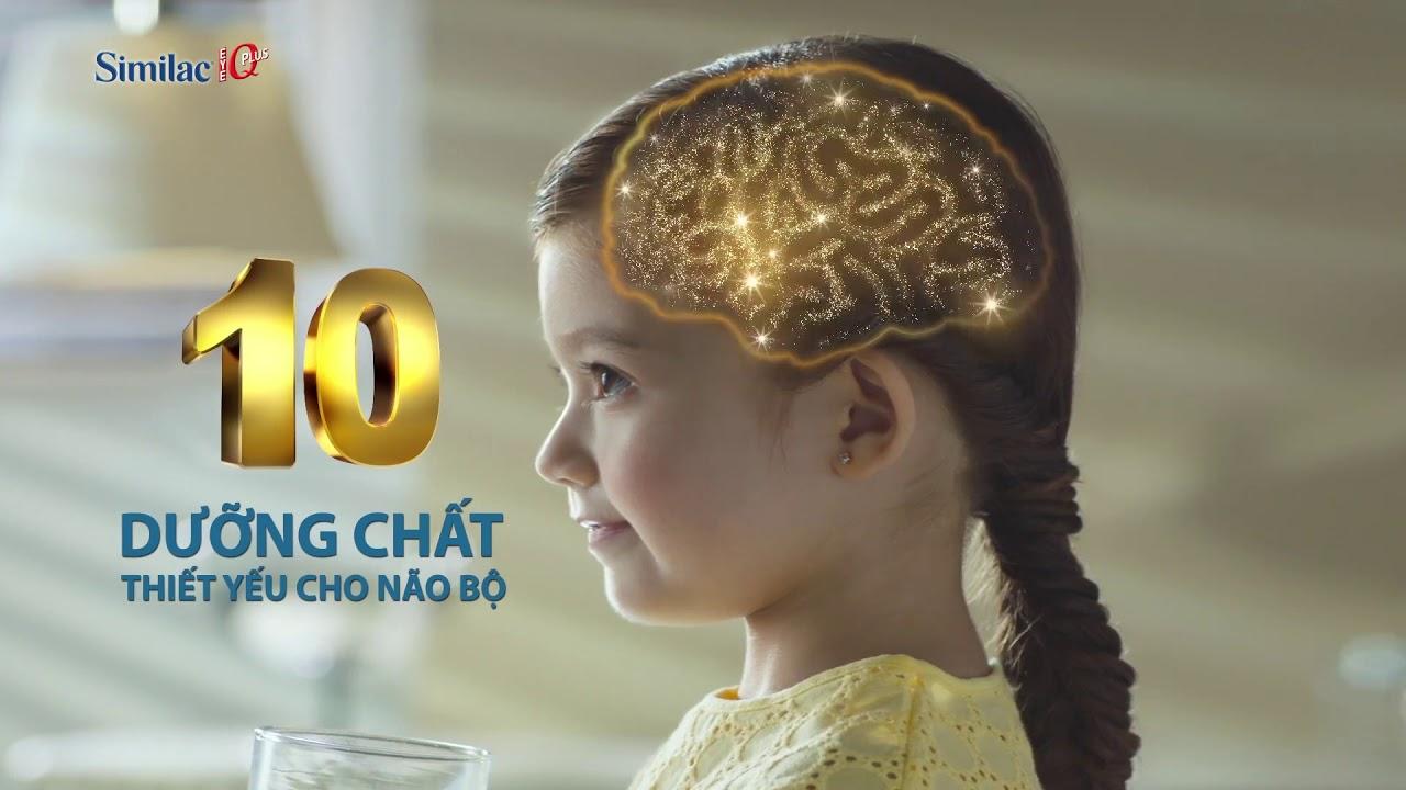 Sữa similac số 4 bổ sung 10 dưỡng chất thiết yếu cho não bộ