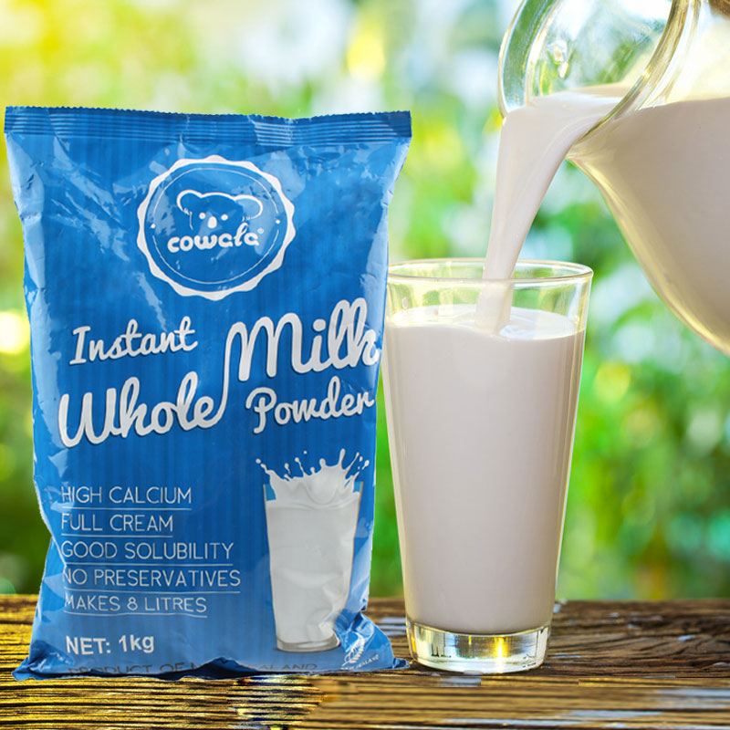 Sữa tươi dạng bột cowala của úc