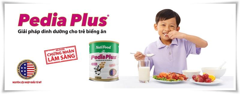Sữa Pedia Plus của nutifood1