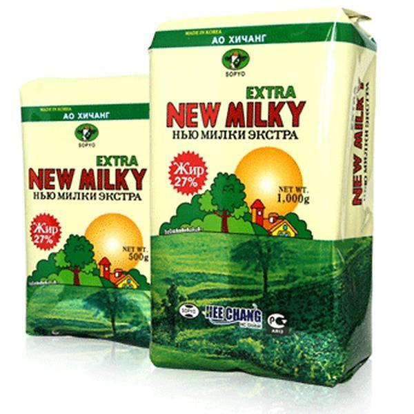 Sữa Béo Nga Newmilky 1 Kg