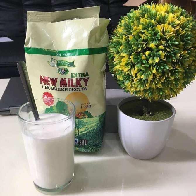 Sữa Béo Nga Newmilky tăng cân nhanh cho người gầy hoặc người cần bổ sung dưỡng chất