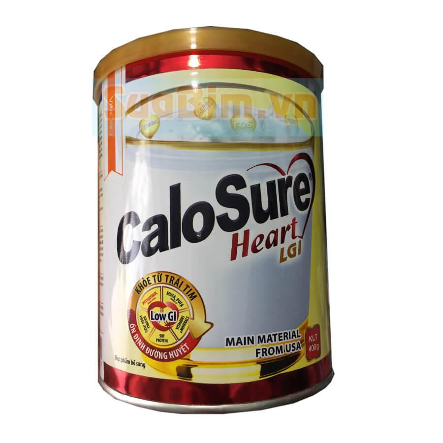 Sữa Calosure heart 400g dinh dưỡng dành cho người tim mạch