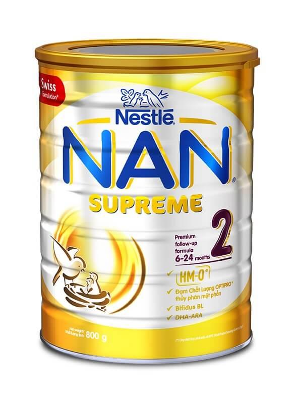 Sữa NAN Supreme 2 800g