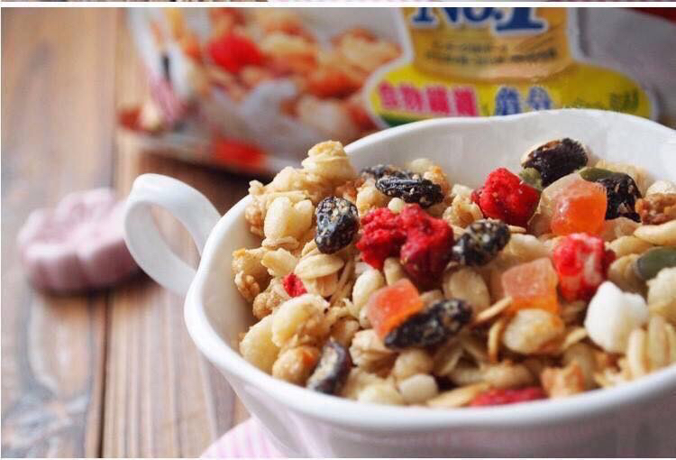 Thành phần dinh dưỡng ngũ cốc calbee nhật