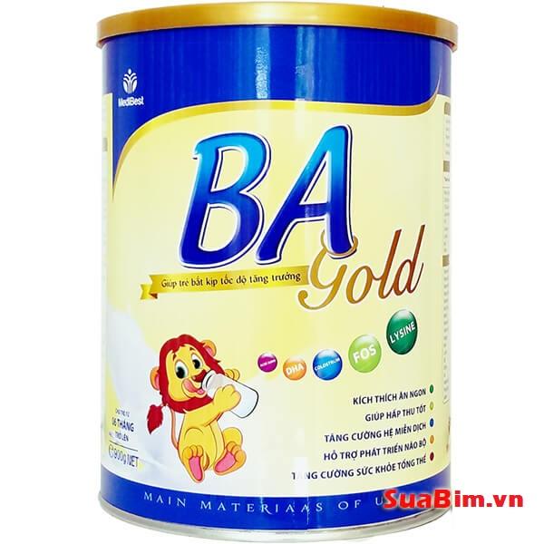 Sua BA Gold
