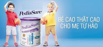 Sữa Pediasure Úc cho bé phát triển chiều cao thật cao