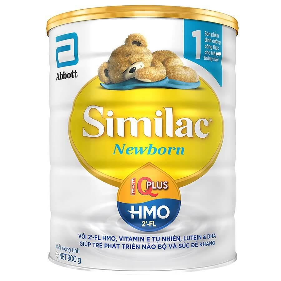 Sua Similac so 1 HMO sữa similac cho trẻ sơ sinh