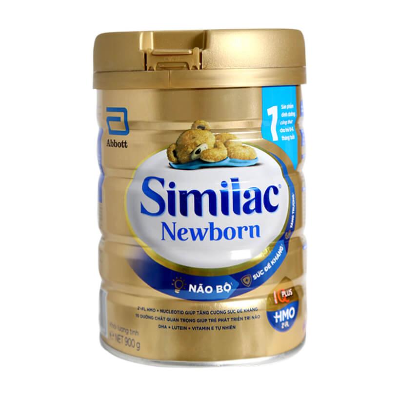 Sữa similac newborn cho bé 0-6 tháng