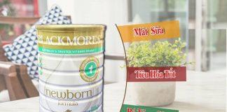 Sữa Blackmores số 1 cao cấp từ Úc bé biếng ăn mấy cũng thích