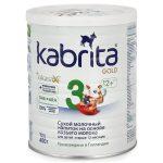 Sữa dê kabrita nga số 3 800g cho bé trên 1 tuổi