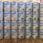 Sữa Aptamil Úc mẫu mới cải thiện dinh dưỡng cho bé