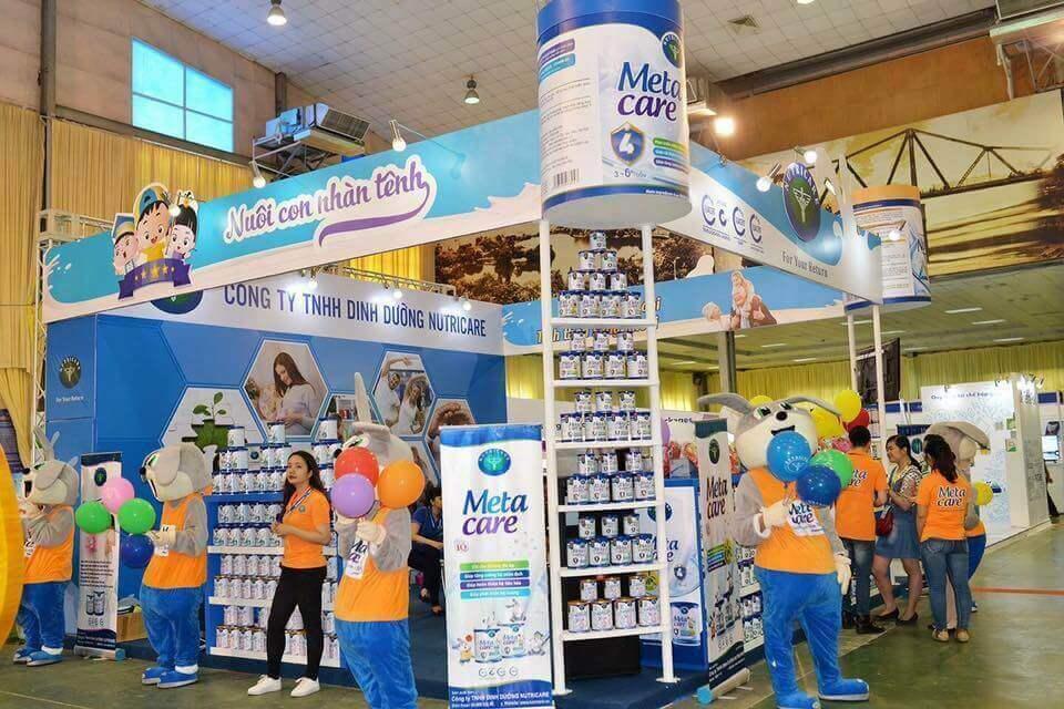Sữa metacare dinh dưỡng hiệu quả cho bé
