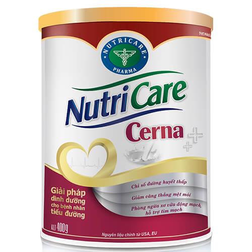 Sữa Nutricare Cerna 900g