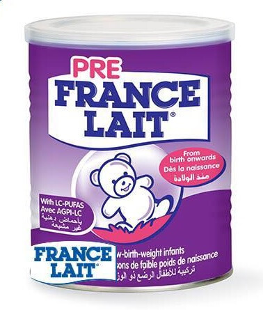 Sữa pre france lait 400g cho trẻ sinh non từ Pháp