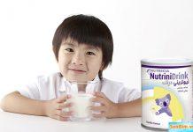Sữa nutrindrink vị ngon khó cưỡng